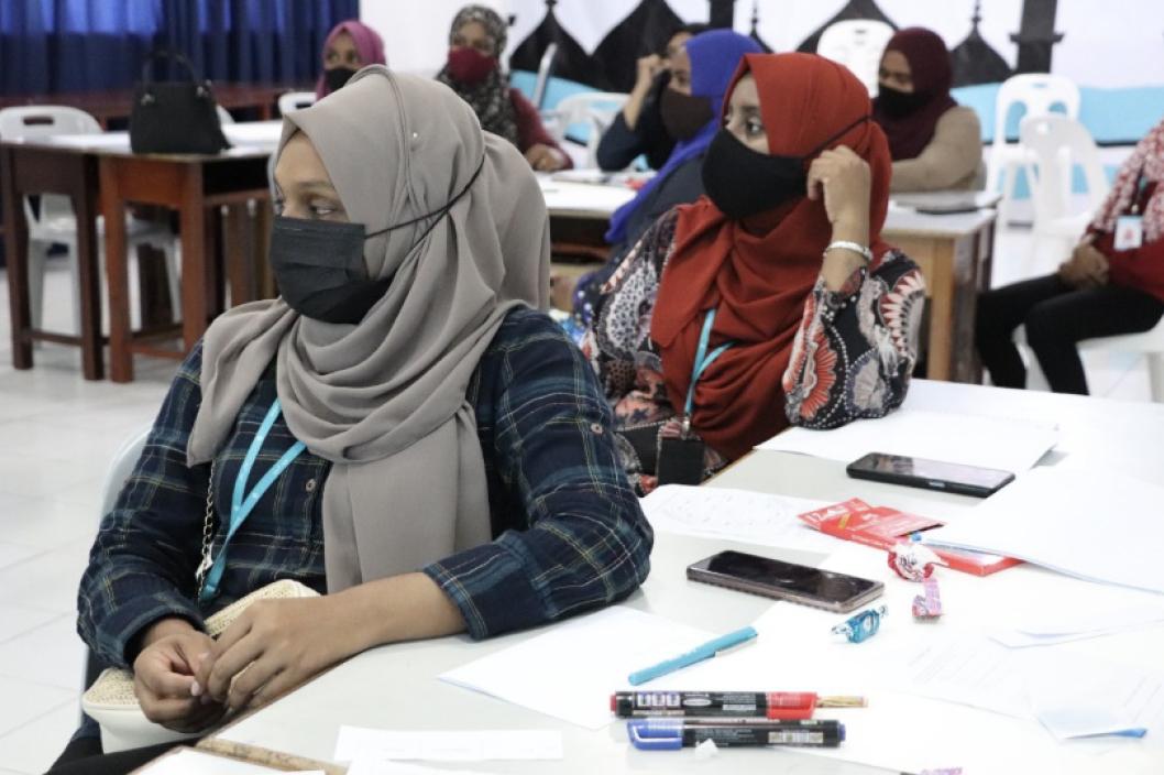 Maldives-workshop-Sept2021-2