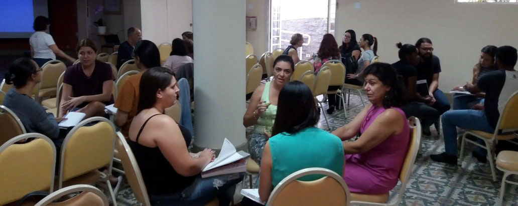 Training for Educators in the LVE program - May 2019 - São Paulo
